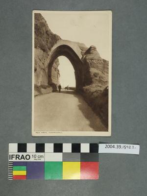 Postcard: Red Arch, Cushendall