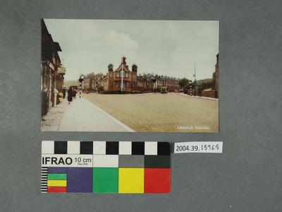 Postcard: Carnegie Library