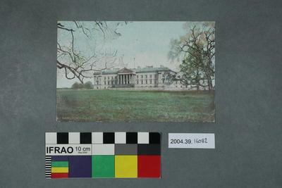 Postcard: Hamilton Palace