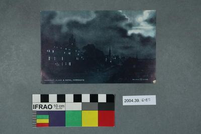 Postcard: Prospect Place and Hotel, Harrogate