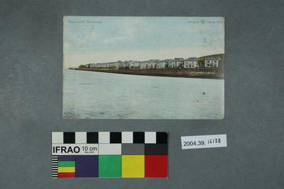Postcard: Esplanade, Greenock
