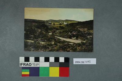 Postcard: Pretty Corner, Sheringham