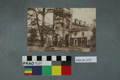 Postcard: Mount Felix, Walton-on-Thames