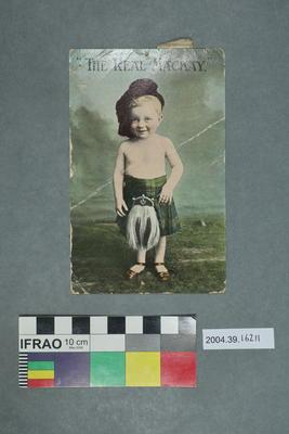Postcard: The Real Mackay