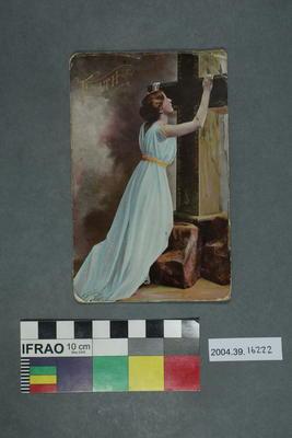 Postcard: Faith
