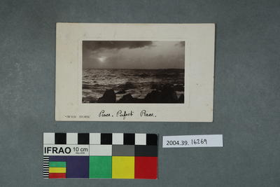 Postcard: After Storm