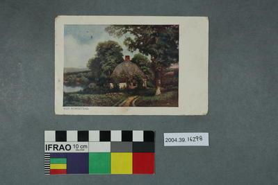 Postcard: Old Homestead