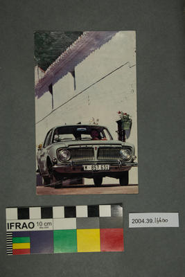 Postcard: Zephyr Car