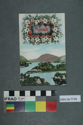 Postcard: Norah