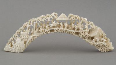 Ivory: sculpture