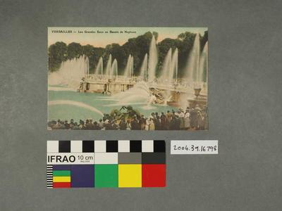 Postcard: Versailles