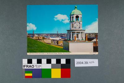 Postcard: Halifax, Nova Scotia