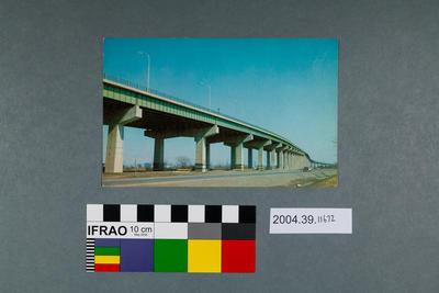 Postcard of the Garden City Parkway Bridge
