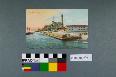 Postcard: Port Said