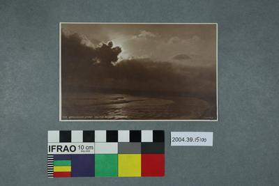 Postcard: Approaching Storm