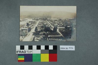 Postcard: Reefton