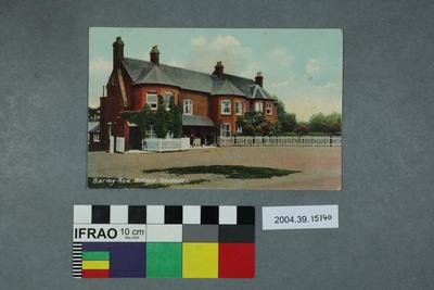 Postcard: Barley Mow, Milford