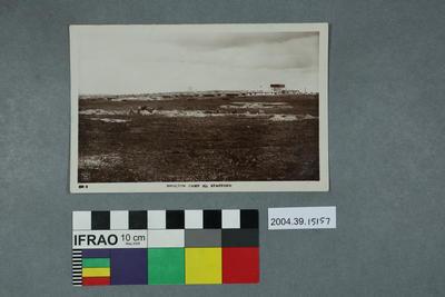 Postcard: Brocton Camp