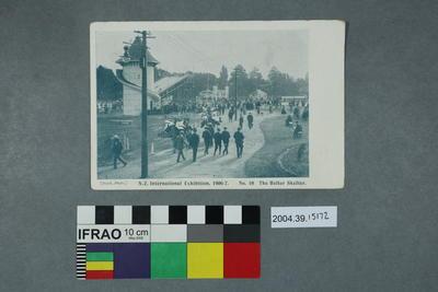 Postcard: N.Z. International Exhibition, 1906-7