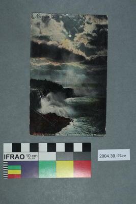 Postcard: Niagara Falls