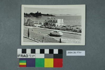 Postcard: Beach Haven Hotel, Taupo