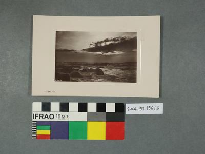 Postcard: Tide In