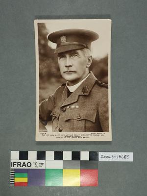 Postcard: The Rt Hon and Rt Rev Arthur Foley Winnington-Ingram