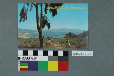 Postcard: Todos Santos Bay
