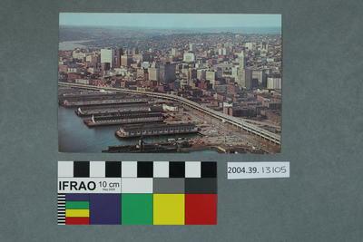 Postcard: Waterfront – Seattle, Washington