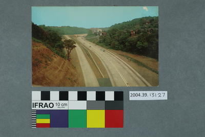 Postcard: KP1 - Penn-Lincoln Parkway Pittsburgh, PA.