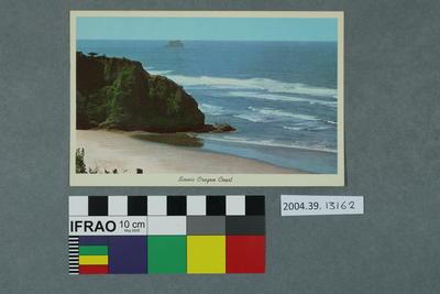 Postcard: Scenic Oregon Coast