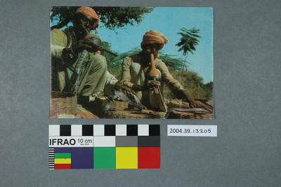 Postcard: No.68 Indian Snake Charmer