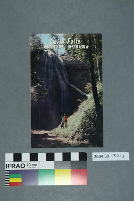 Postcard: Smith Falls, Valentine, Nebraska