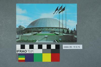 Postcard: Public Auditorium – Pittsburgh, Pa.
