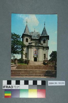 Postcard: Hostyn na Moravě
