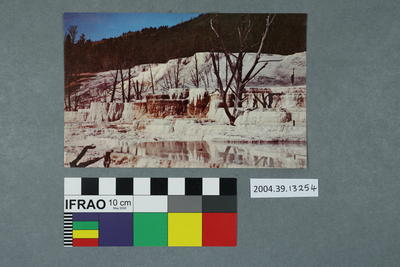 Postcard: Angel Terrace