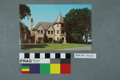 Postcard: Cedar Crest