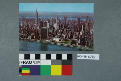 Postcard: New York Skyline