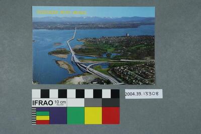 Postcard: Evergreen Point Bridge