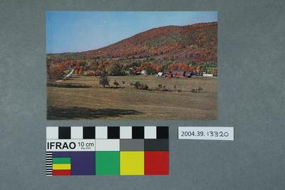 Postcard: The Finger Lakes Area