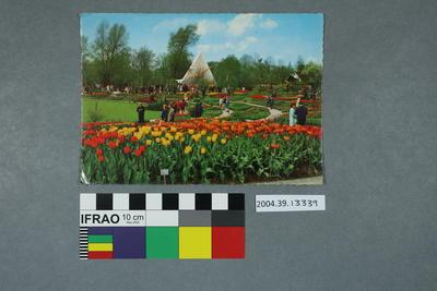 Postcard: Bundesgartenschau Essen 1965