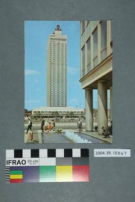 Postcard: Hotel Stadt Berlin