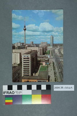 Postcard: Berlin