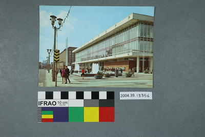 Postcard: Dresden