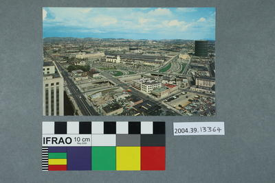 Postcard: Los Angeles