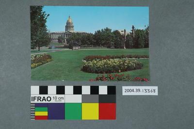 Postcard: Colorado State Capitol
