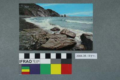 Postcard: Cabot Trail