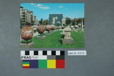 Postcard: Constantza, The open-air Archaeological Museum