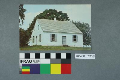 Postcard: Dunker Church