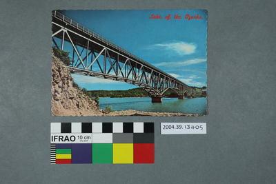 Postcard: Lake of the Ozarks